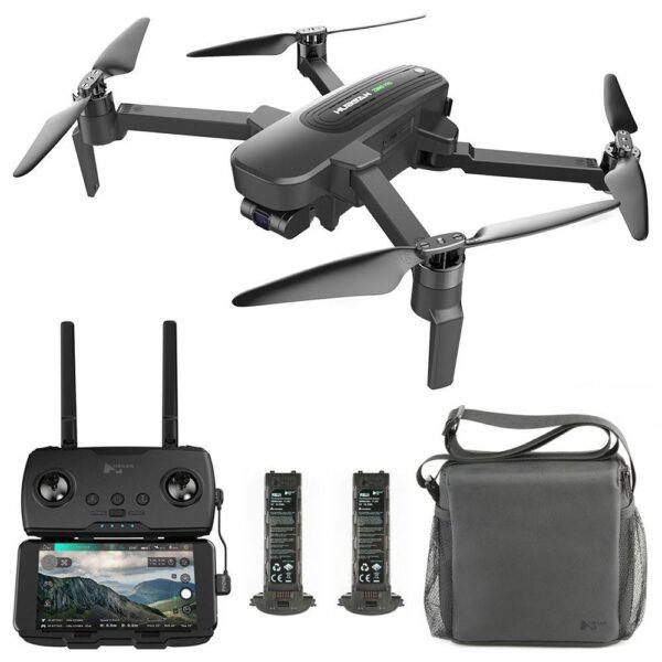 Hubsan ZINO PRO GPS FPV RC Drone RTF Portable Three Batteries Version
