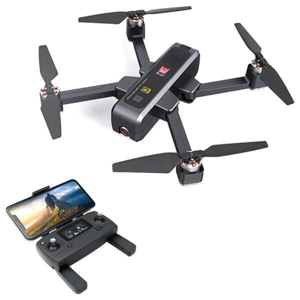 MJX Bugs 4 W B4W 4K FPV GPS Foldable RC Drone Three Batteries Bag