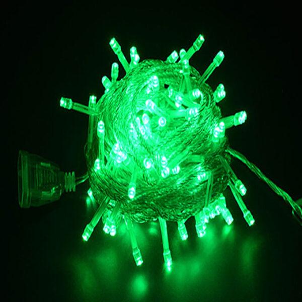 Powered 100 LED Starry Fairy String Light Lamp