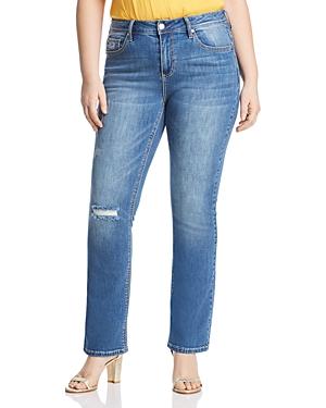 Seven7 Jeans Plus Rocker Jeans in Ladybird