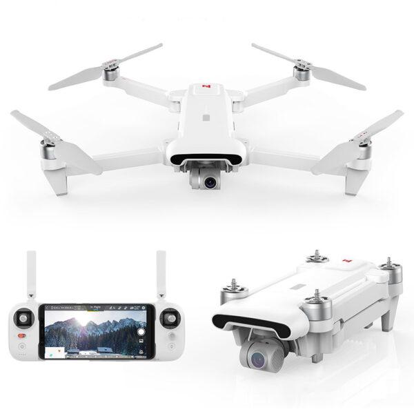 Xiaomi FIMI X8 SE 4K 8KM GPS WiFi RC Drone RTF White