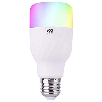 YWXLight E27 Intelligent WiFi Control LED Bulb