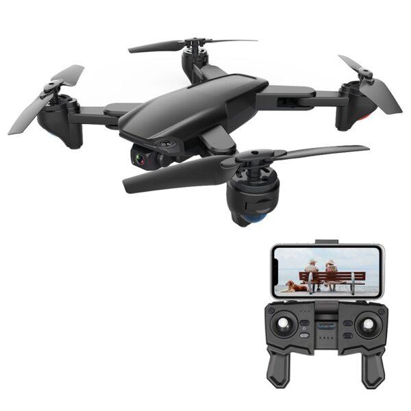 ZLRC SG701 720P RC Drone RTF Black