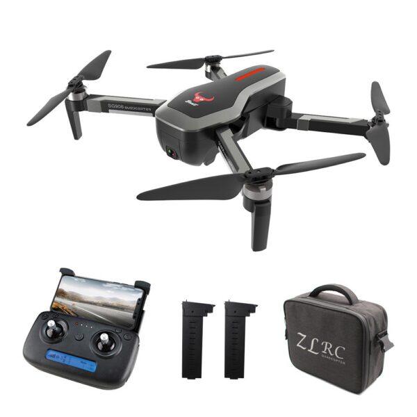 ZLRC SG906 Beast 4K RC Drone RTF Black Three Battery