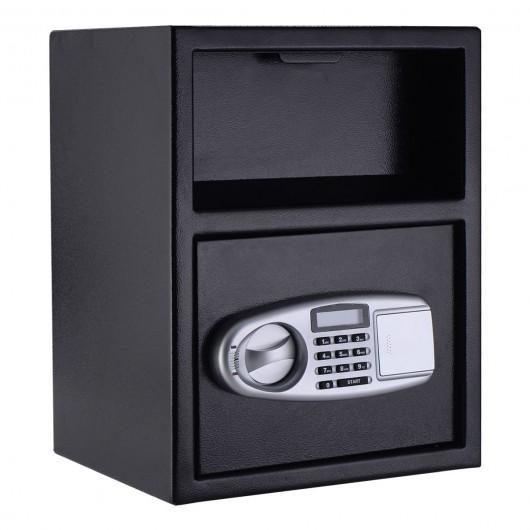 Digital Deposit Safe Box Depository Front Load