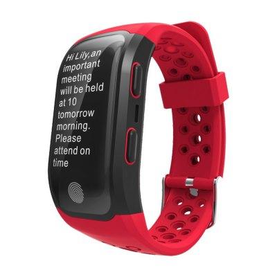 GPS Smart Bracelet IP68 Waterproof Watch Smart Watch Heart Rate Wristband Sleep