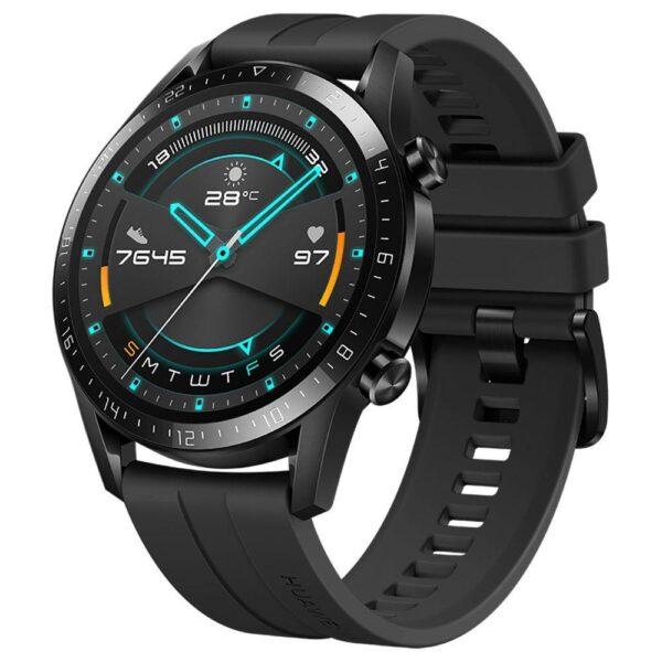 Huawei Watch GT 2 Sports Smart Watch 1.39 Inch AMOLED Black