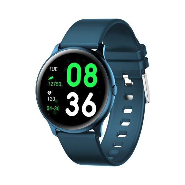 KW19 SmartWatch 1.3 Inch TFT HD Screen Bluetooth 4.0 Blue