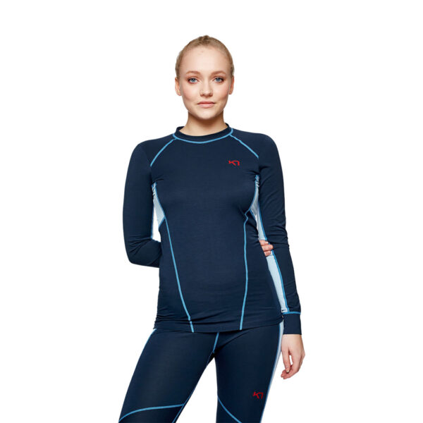 Kari Traa Svala Long Sleeve Womens Long Underwear Top 2019