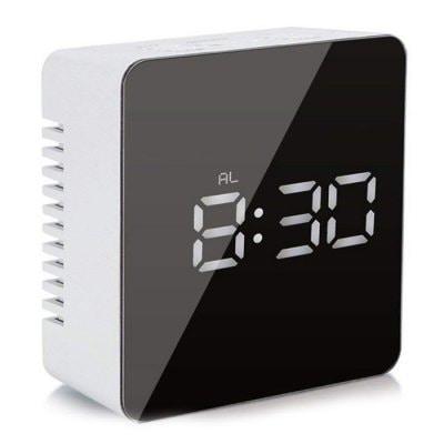 Multifunction LED Electronic Mirror Alarm Clock