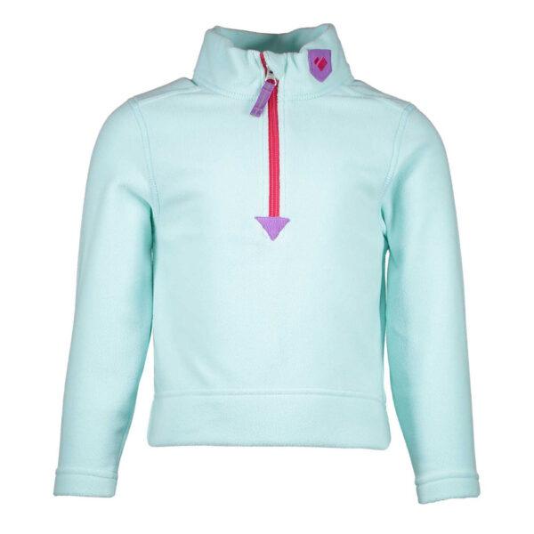 Obermeyer Ultra Gear Zip Girls Long Underwear Top 2019
