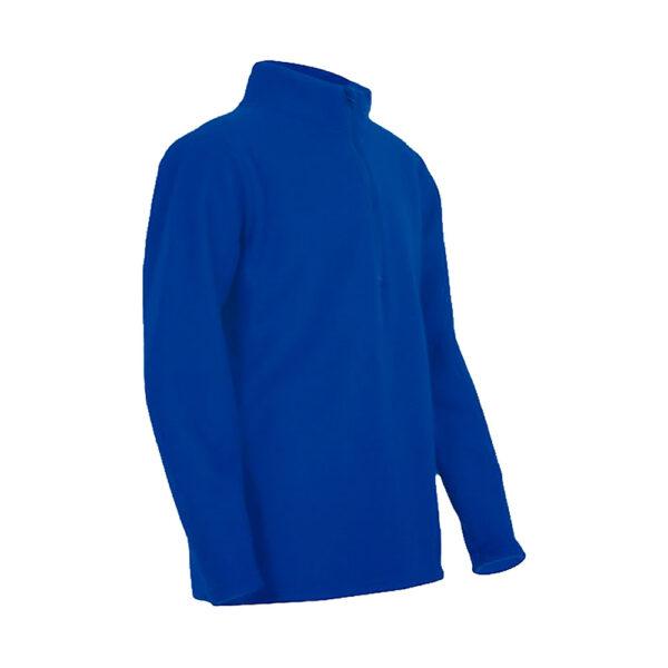 PolarMax Quattro Fleece Zip Mock Kids Long Underwear Top