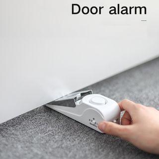 Travel Door Stopper Alarm As Shown In Figure - One Size