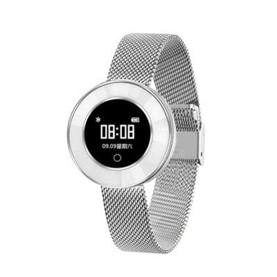 V6 X6 Women Health Monitoring Message Push Waterproof Bluetooth Smart Watch