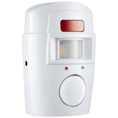 lp - 36 Double Remote Control Infrared Electronic Dog Burglar Alarm