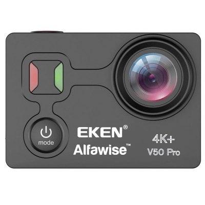 EKEN Alfawise V50 Pro Ambarella A12S75 Chip 4K 30FPS Action Camera