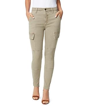 Joe's Jeans Charlie Cargo Ankle Skinny Jeans