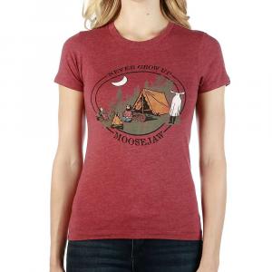 Moosejaw Women's Hot Sauce Vintage Regs SS Tee - Small - Crimson