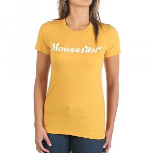 Moosejaw Women's Original Vintage Regs SS Tee - Small - Golden Yellow / White