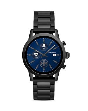 Tory Burch The Gigi Black Touchscreen Smartwatch, 40mm