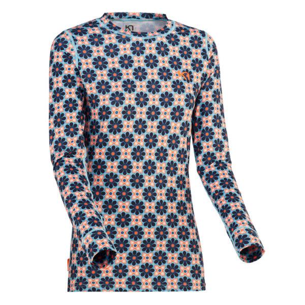 Kari Traa Fryd Womens Long Underwear Top