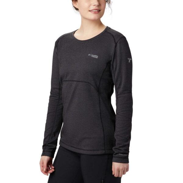 Columbia Mount Defiance Knit - Plus Dimension - Womens Lengthy Underwear High 2020